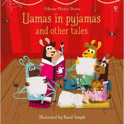 Llamas in pyjamas and other tales + CD