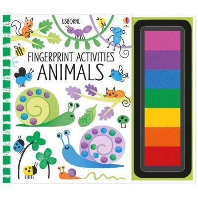 Fingerprint activities: Animals