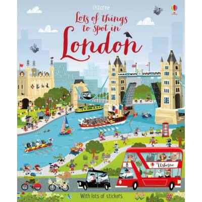 Lots of things to spot in London