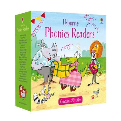 Phonics readers set 2