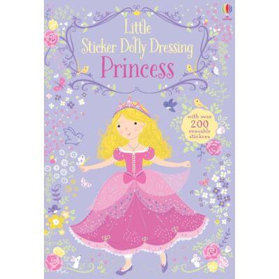 Little sticker dolly dressing - Princess