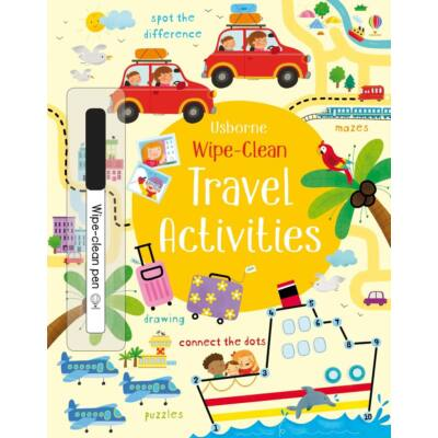 Wipe-clean - Travel Activities