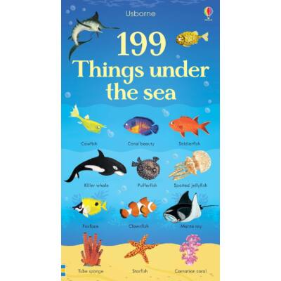 199 things under the sea