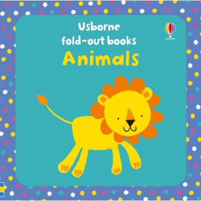 Fold-out books - Animals