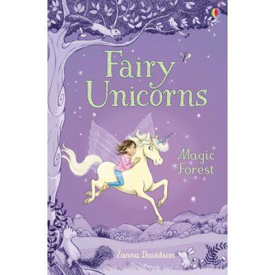 Fairy Unicorns Magic Forest