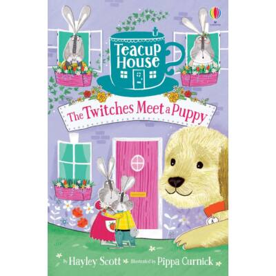 Twitches Meet A Puppy (Teacup House 3)
