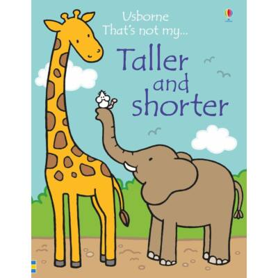 That's not my... Taller and Shorter