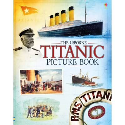 Titanic picture book