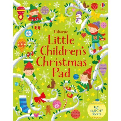 Little childern's Christmas pad