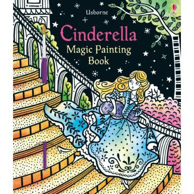 Cinderella Magic Painting Book