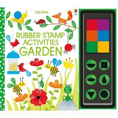 Rubber Stamp Activities: Garden