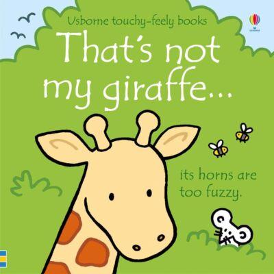 That's not my giraffe...
