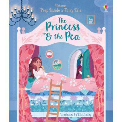 Peep inside a fairy tale: The Princess and the Pea