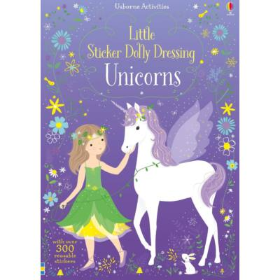 Little sticker dolly dressing - Unicorns