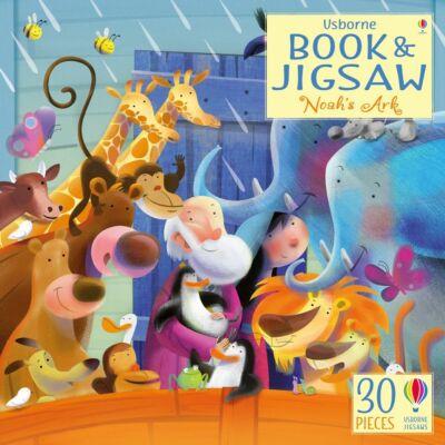 Usborne Book and Jigsaw Noah's Ark