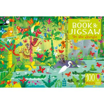 Jungle Book And Jigsaw