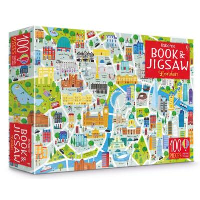 London picture book and jigsaw