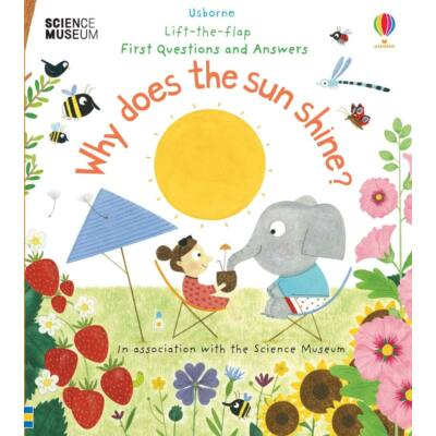 Lift-the-flap first questions and answers - Why does the sun shine?