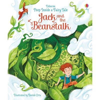 Peep inside a fairy tale: Jack and the Beanstalk