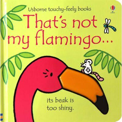 That's not my flamingo…