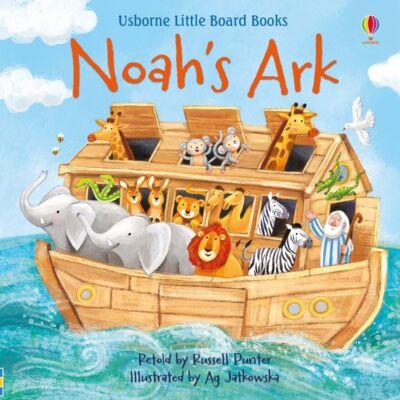 Little Board Books - Noah's Ark