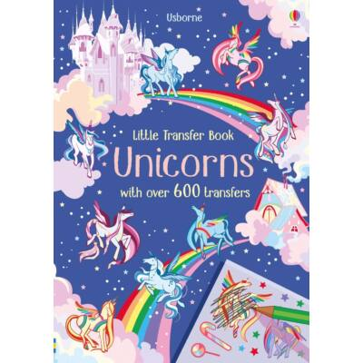 Little transfer books Unicorns