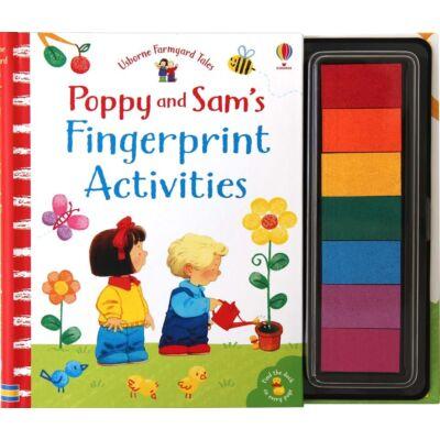 Poppy & Sam's Fingerprint Activities (Farmyard Tales)