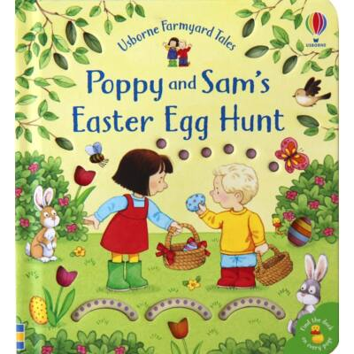 Poppy & Sam's Easter Egg Hunt (Farmyard Tales)