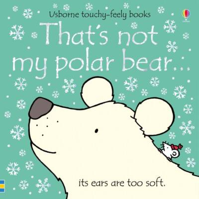 That's not my polar bear…