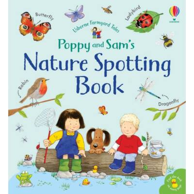 Poppy And Sam's Nature Spotting Book (Farmyard Tales)