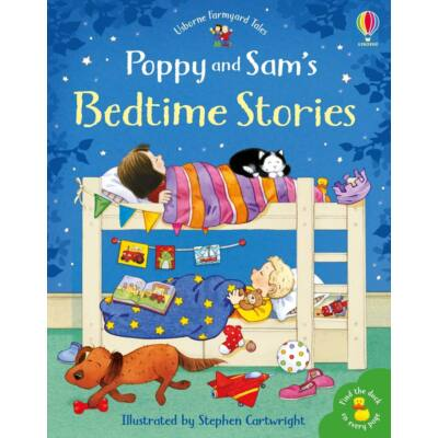 Poppy and Sam's bedtime stories (Farmyard Tales)