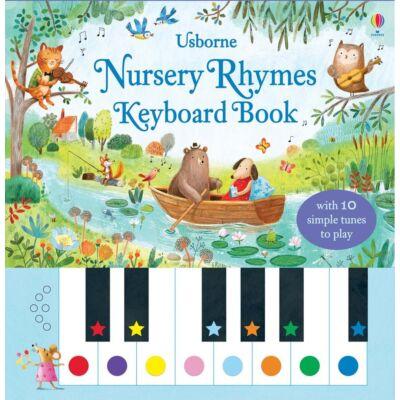 Nursery rhymes keyboard book
