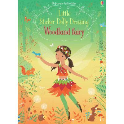 Little sticker dolly dressing - Woodland fairy