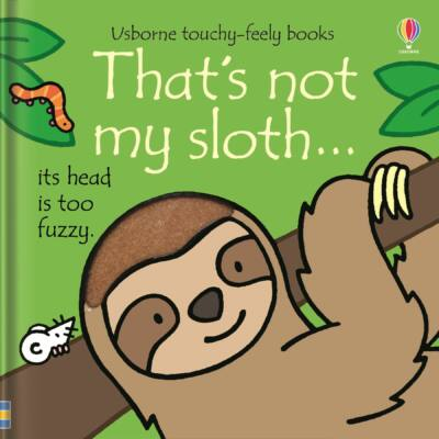 That's not my sloth…