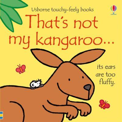 That's not my kangaroo…