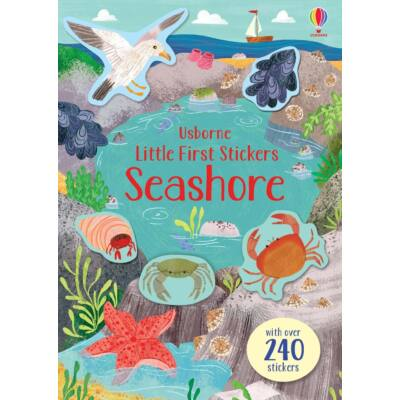 Little First Stickers - Seashore