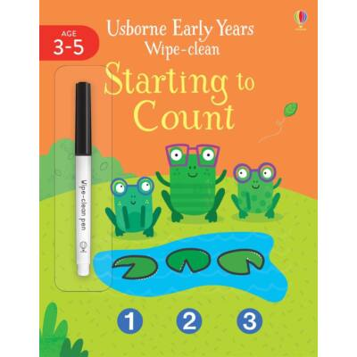 Early Years Wipe-Clean - Starting to Count