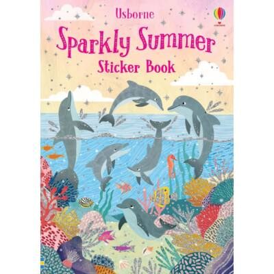 Sparkly Summer Sticker Book