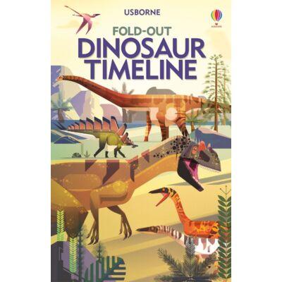 Fold-Out Dinosaur Timeline