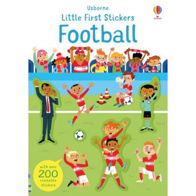 Little First Stickers - Football