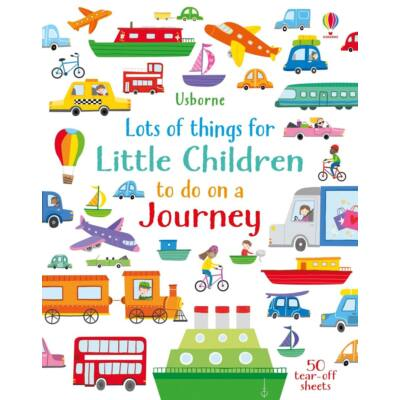Lots of Things for Little Children to do on a Journey