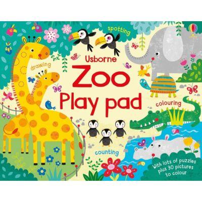 Zoo Play Pad