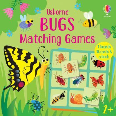 Bugs Matching Games