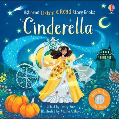 Listen and read story books - Cinderella