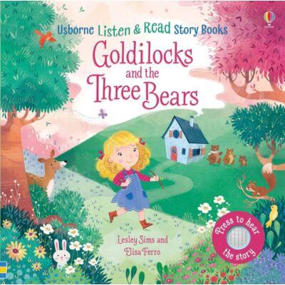 Listen and read story books - Goldilocks and the Three Bears