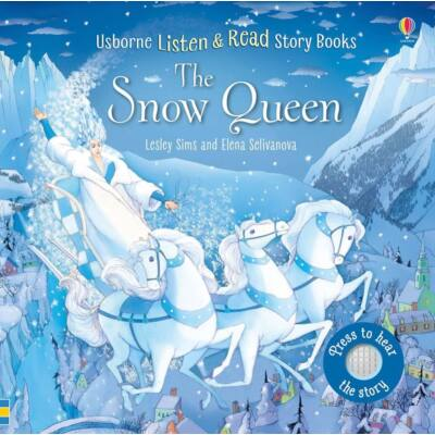 Listen and read story books - The Snow Queen