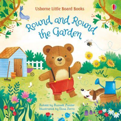 Little Board Books - Round and Round the Garden