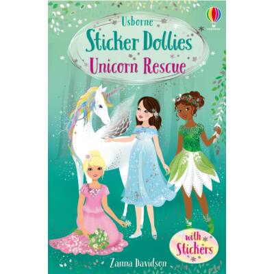 Sticker Dollies Unicorn Rescue