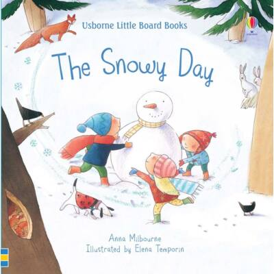 Little Board Books - The Snowy Day