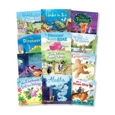 Picture book set (12 titles)